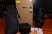 Продам объектив NIKON AF-S 55-300 f/4.5-5.6 G ED VR DX - новый.